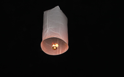 Statement on the use of sky lanterns